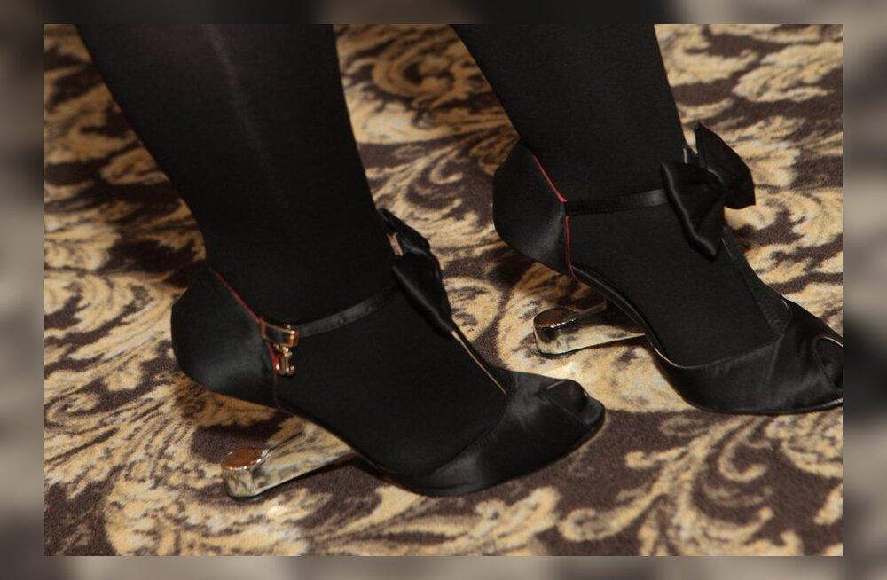 Oh! Mari-Leen kandis jälle ülipõnevaid kingi!