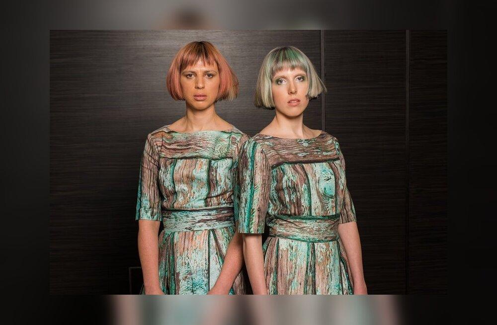 FOTOD   Looduslähedus ja pastellid: tippjuuksurid tutvustasid selle aasta juuksetrende