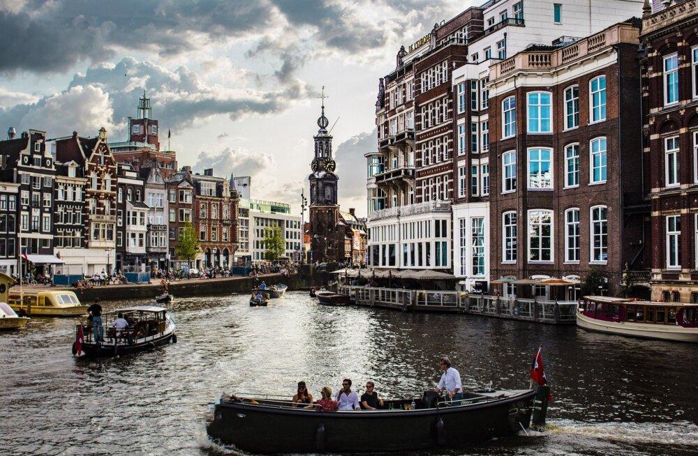 Edasi-tagasi otselennud Tallinnast Amsterdami 136 eurot! Saadaval ka sügiseseks koolivaheajaks, jõuludeks ning aastavahetuseks