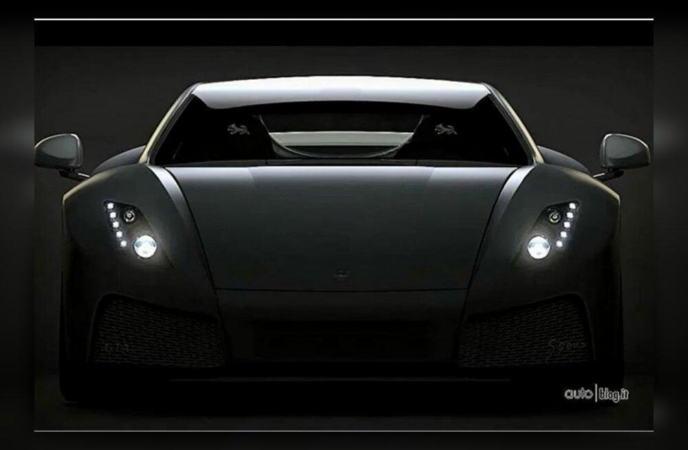 Genfis näeb uut superautot Hispaaniast