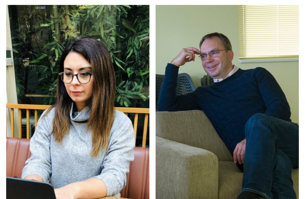 SUUR TEHNOLOOGIATÜLI | Tuntud Eesti ettevõtet süüdistav Esen Bulut: nad arendasid meie teenuse koopiat meie selja taga