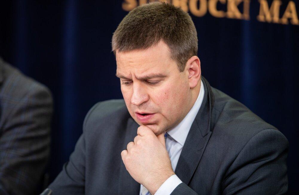 Vabariigi valitsuse pressikonverents 16.01
