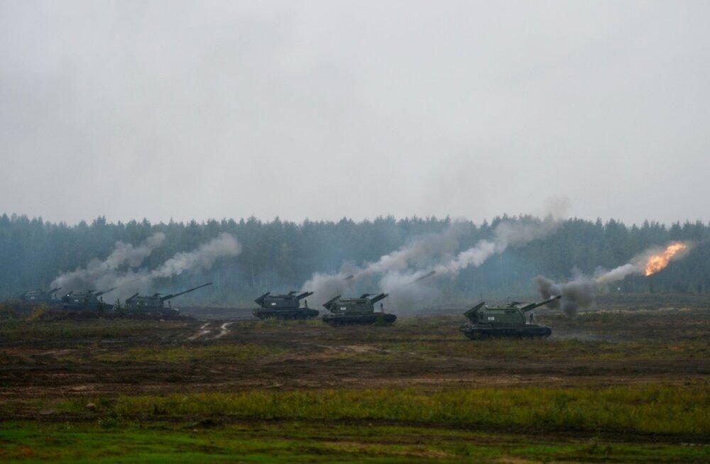 Rootsi raport: Venemaa valmistub õppustel suureks sõjaks