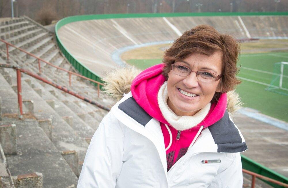 Erika Salumäe: tänu Eestist lahkumisele olen veel elus