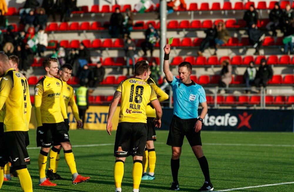 FC Flora - Viljandi Tulevik Sportland Arenal