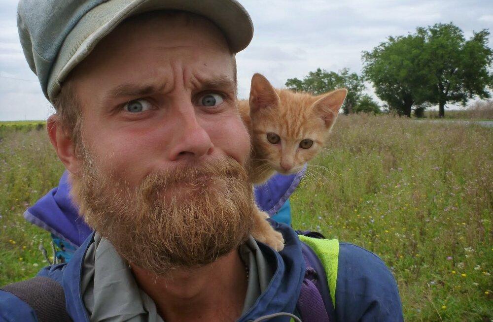Meigo Märk - 8050 kilomeetrit jalutades