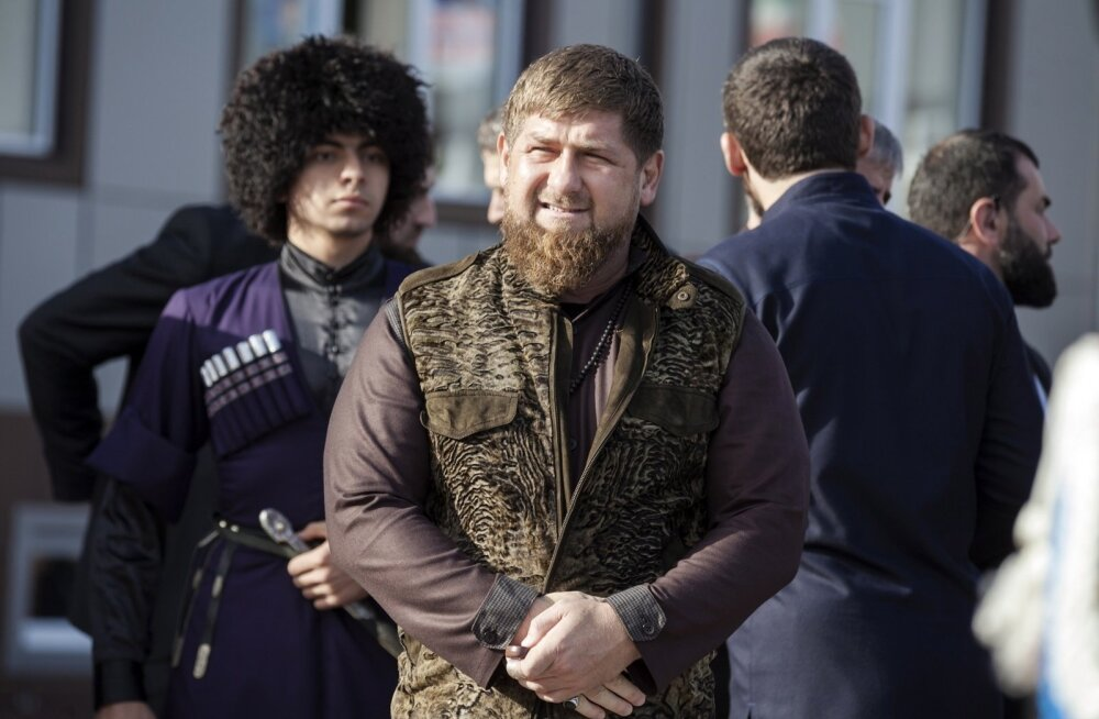 Montenegro riigipöördekatse süüdistusaktides mainitakse ka Ramzan Kadõrovit