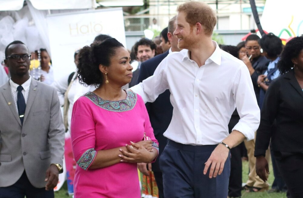 Antigua and Barbuda Prince Harry