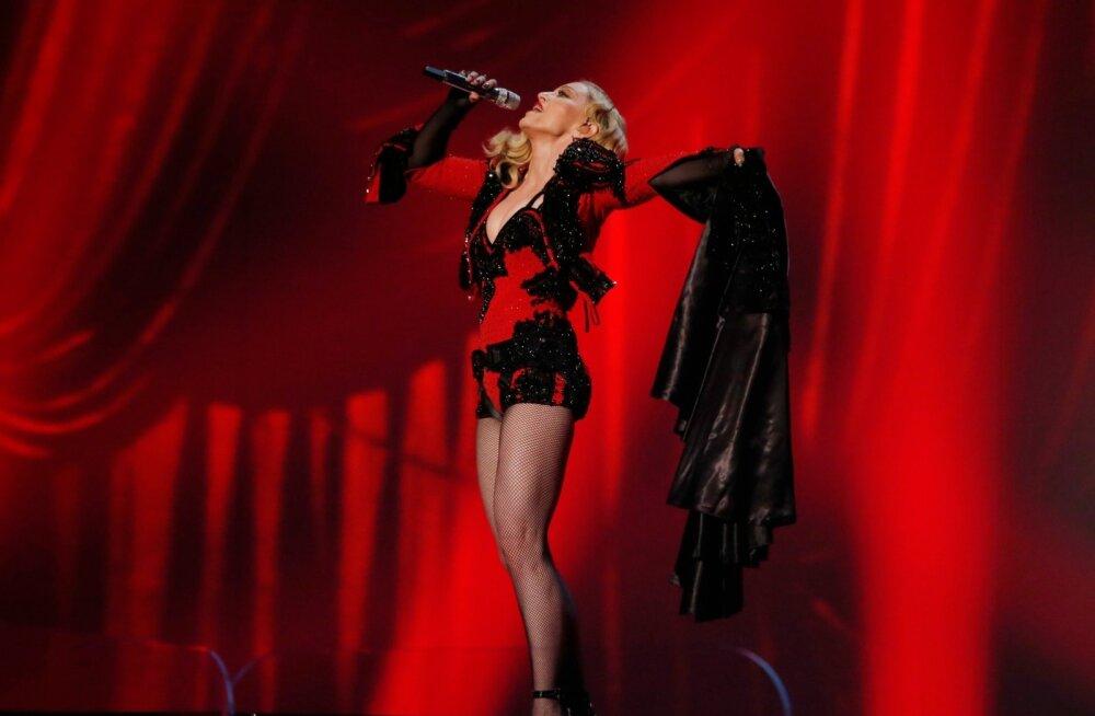 ФОТО: Как Мадонна отметила 57-летие