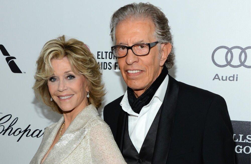 Jane Fonda ja Richard Perry