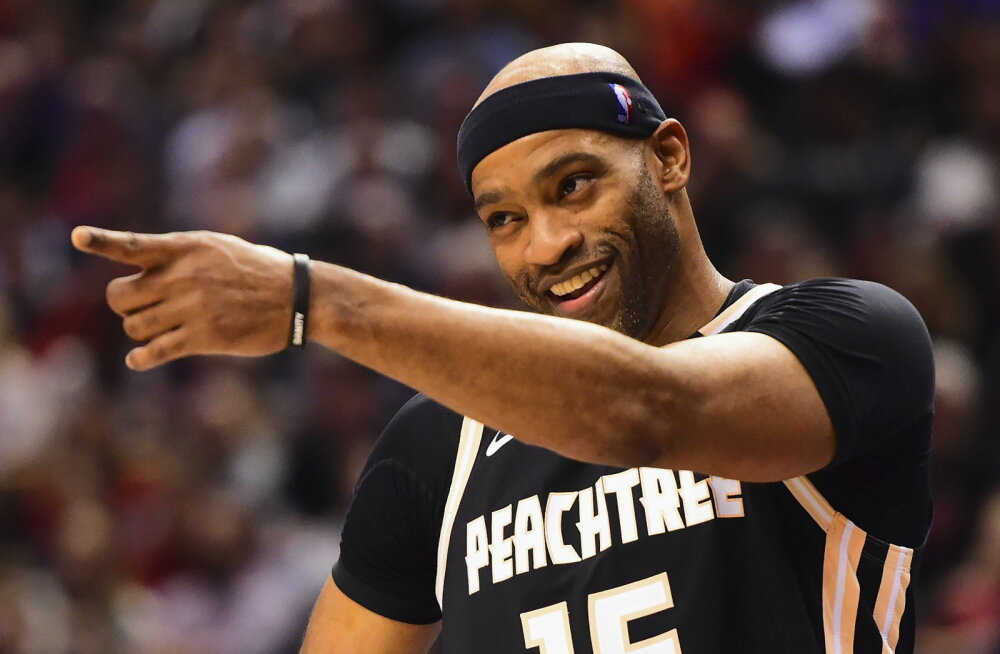 NBA meister Toronto jätkab võidulainel, vanameister Vince Carter kerkis kõigi aegade kolmandaks