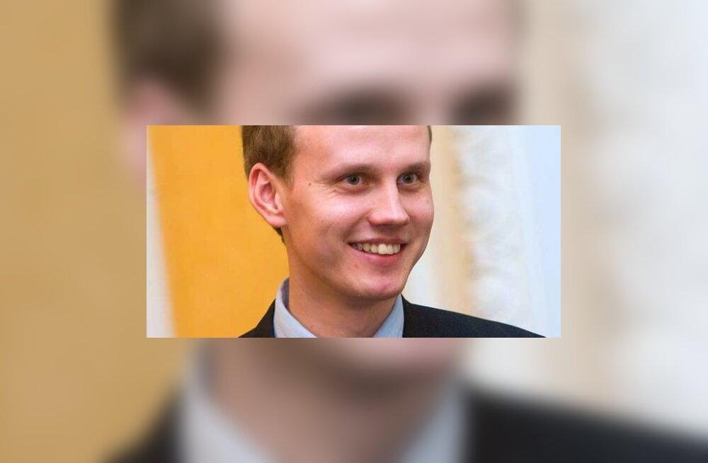 OHTLIK ELUKUTSE: Alles sai Priit Toobal Keskerakonna peasekretäriks, kui juba sattus kriminaaltoimikusse. (Arno Mikkor / Epl)