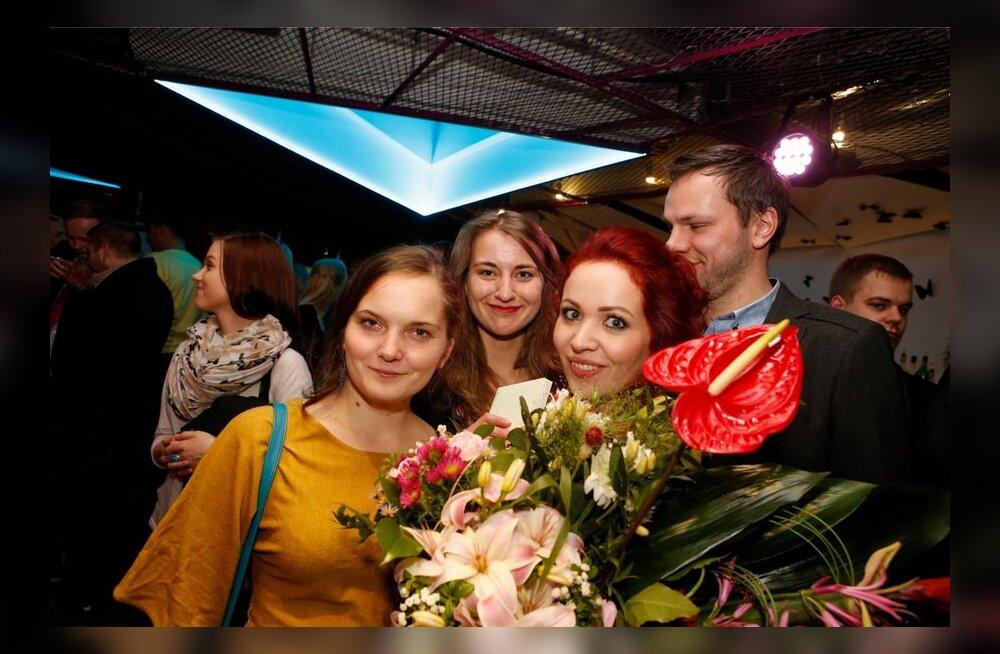 Tallinn Fashion Week 2013 järelpidu Lounge Butterfly`s koos Ingrid Paats moeshow`ga