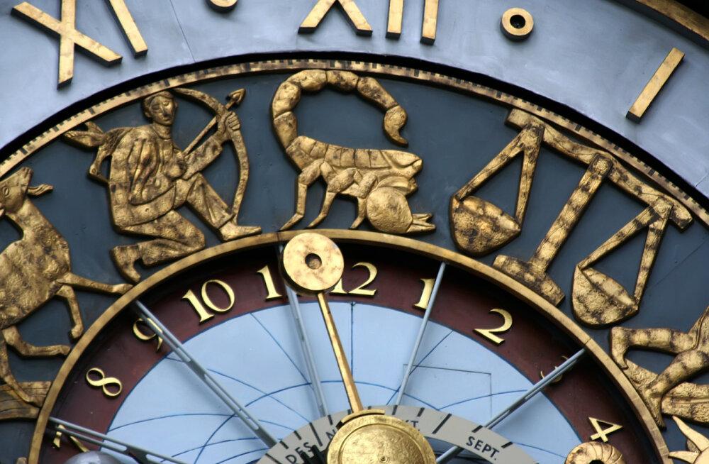 Astroloogiline kell: edu saabub plaani järgi!