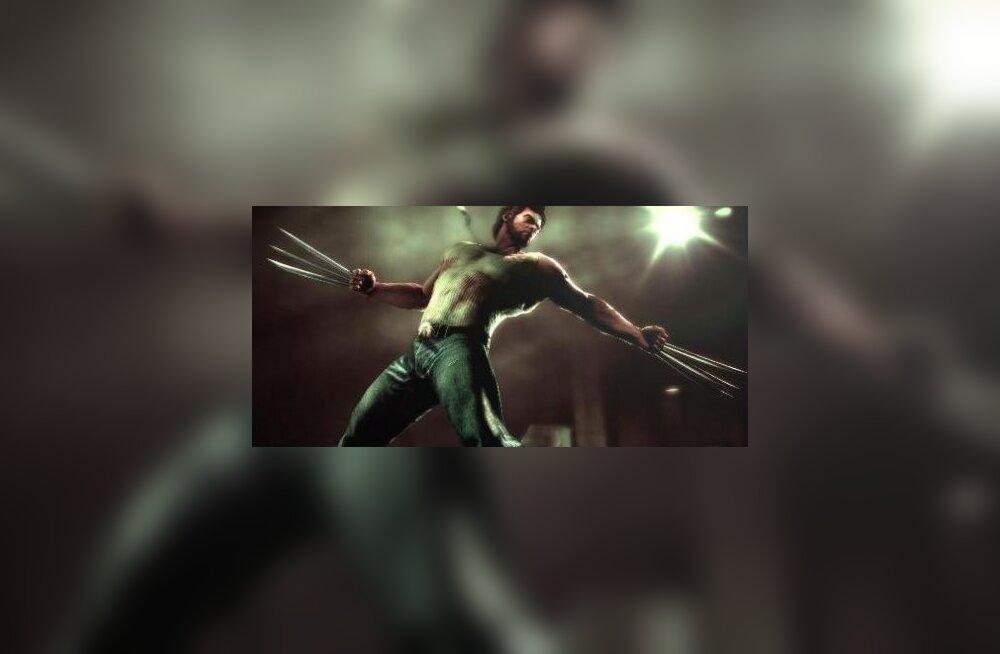 X-Men Origins: Wolverine - virtuaalne surm ei ähvarda