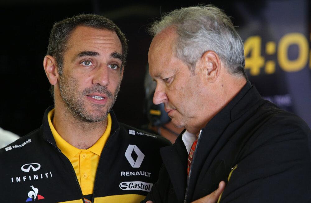 Vetteli võimalused vähenevad? Renault' pealik tegi üllatava avalduse