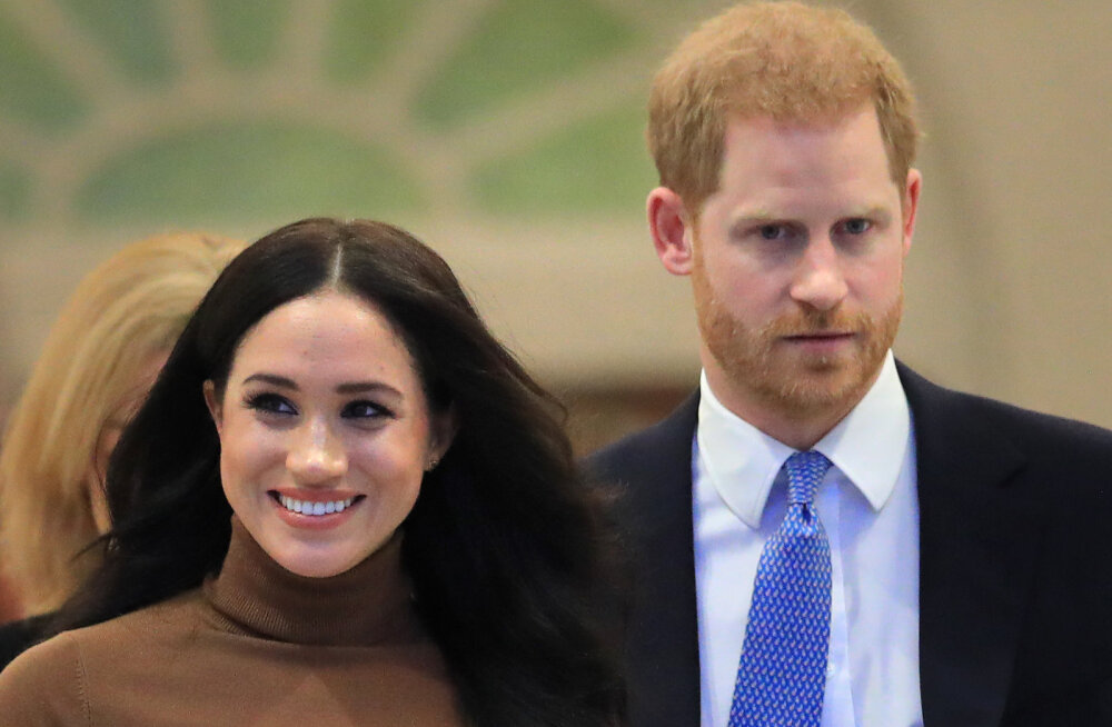 Mexit jätkub! Harry ja Meghan panevad Buckinghami palees asuva kontori kinni