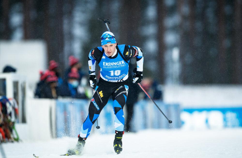 BLOGI | Eesti laskesuusatajad MK-etapil punkte ei teeninud, nii meeste kui ka naiste seas triumfeerisid üllatajad