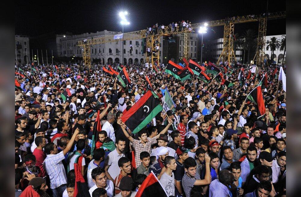 Liibüa ajutine juhtkond ei soovi riiki ÜRO sõjaväelasi