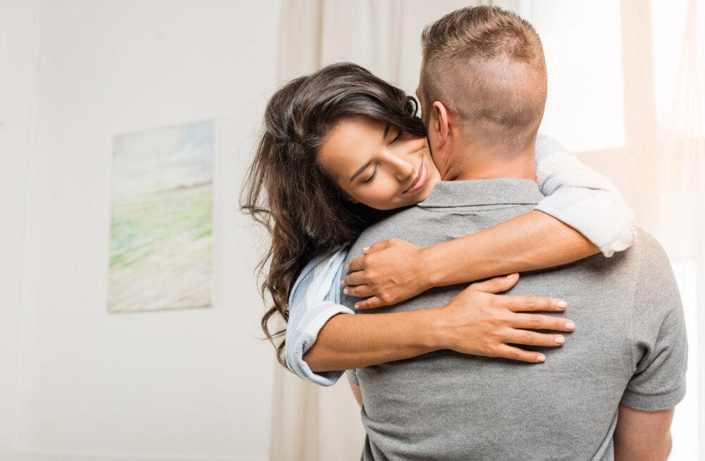 Kuus põhjust, miks rohkem kallistada