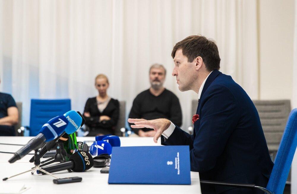 Rahandusminister Martin Helme ütles pressikonverentsil, et riigieelarvet on ju vaja täita. Danske trahv sobiks eelarvesse suurepäraselt.
