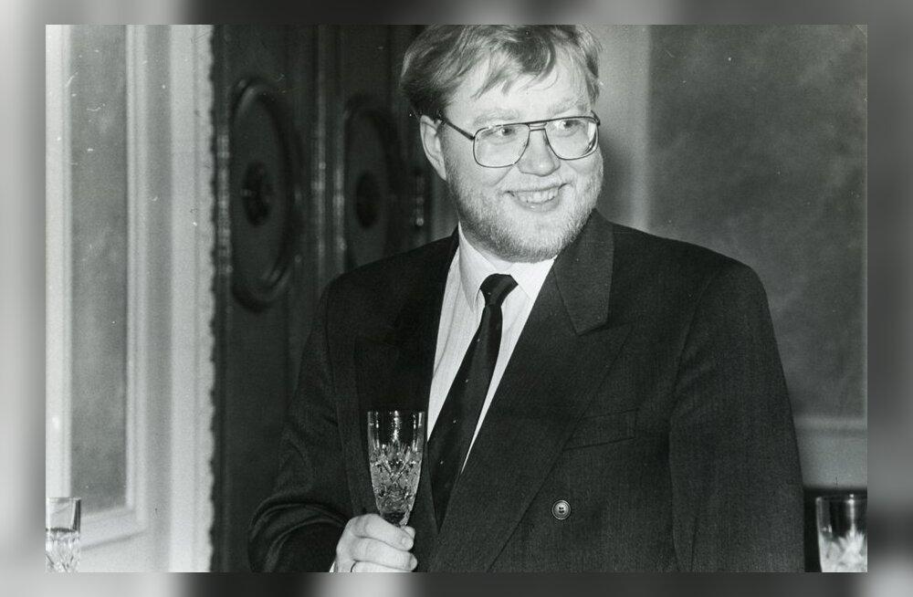 Hain Rebase meenutus Laari esimesest valitsusest: Eesti riigikaitse korralik läbikukkumine