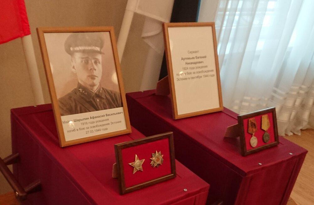 Поисковики из клуба Otsing передали останки двух павших советских воинов их родственникам в Россию