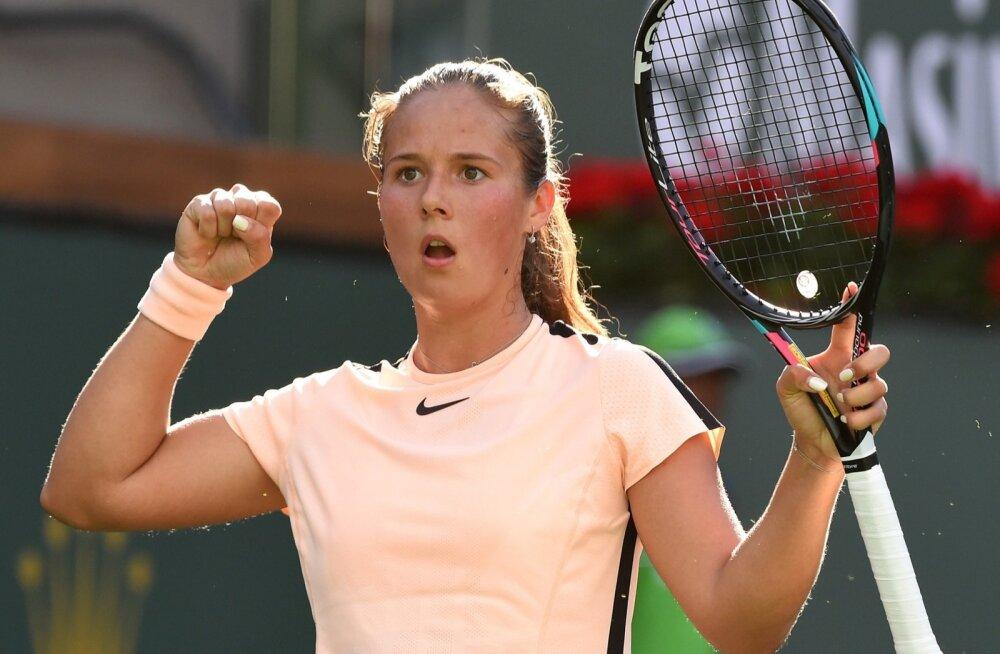 Venemaa tennisist Daria Kasatkina
