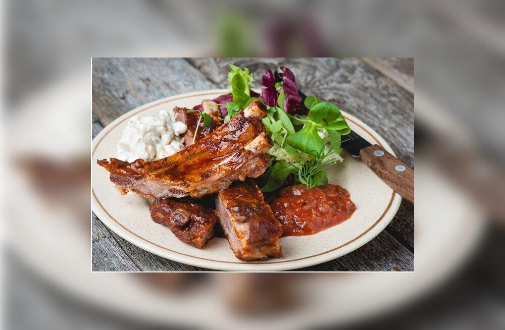 RETSEPTID: 15 põnevat lisandit grillroogade kõrvale