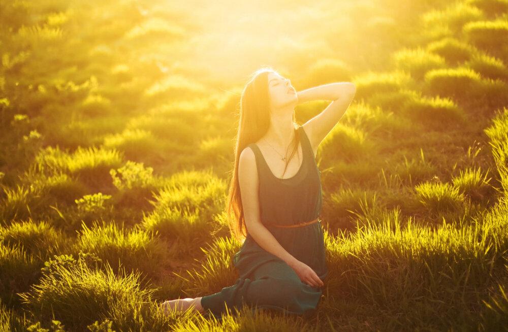 Ela oma südame järgi: vali järjekindlalt vaid seda, mis tekitab sinus hea tunde