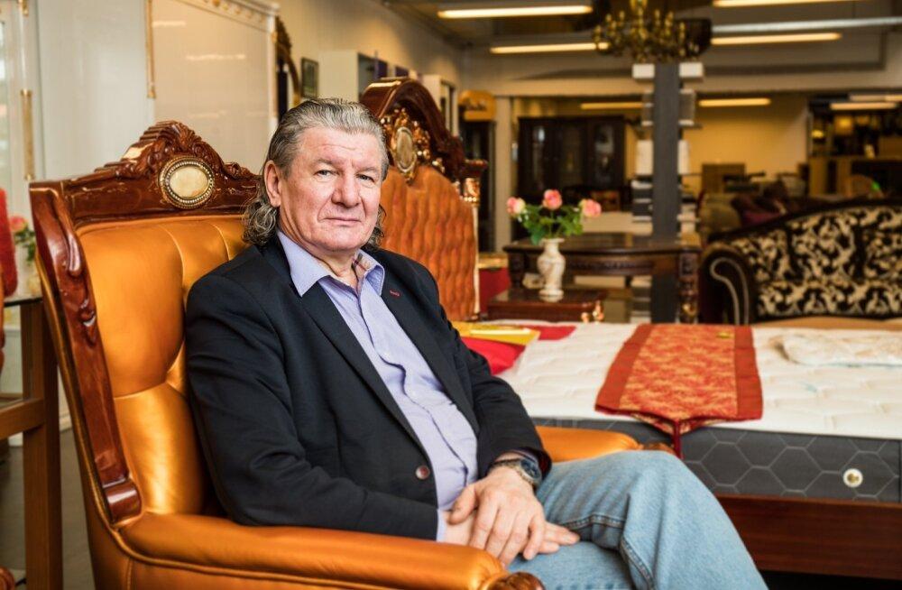 Легенда эстонского бизнеса Эльмар Лепп: в советское время только дураки были честными