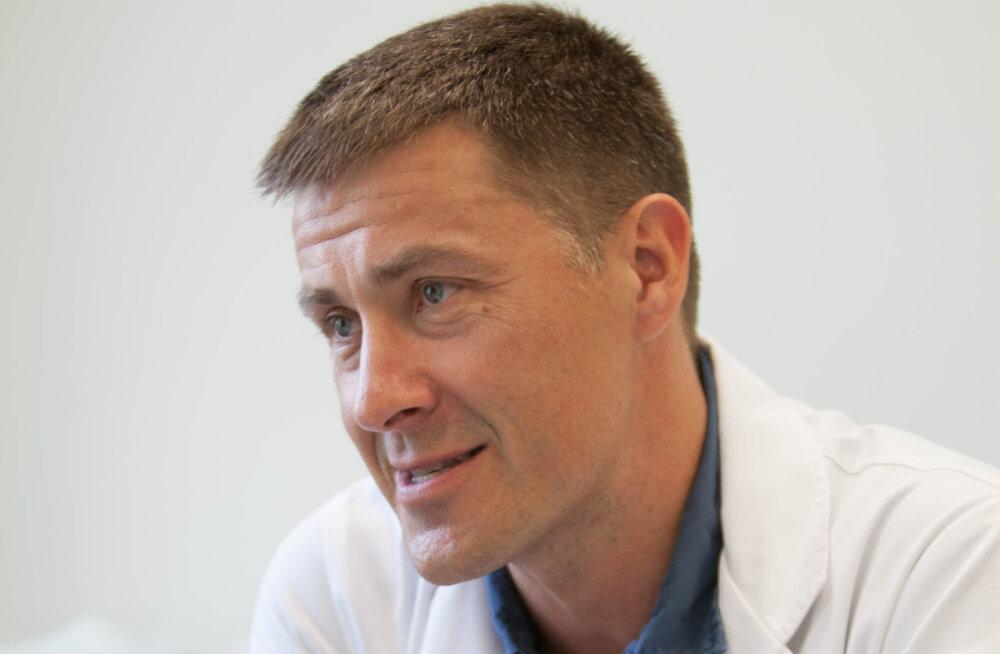 TULE LOENGUSSE: ortopeed dr Madis Rahu ja füsioterapeut Kirsti Pedak: Harrastussportlase õlaprobleemides ja -vaevustest