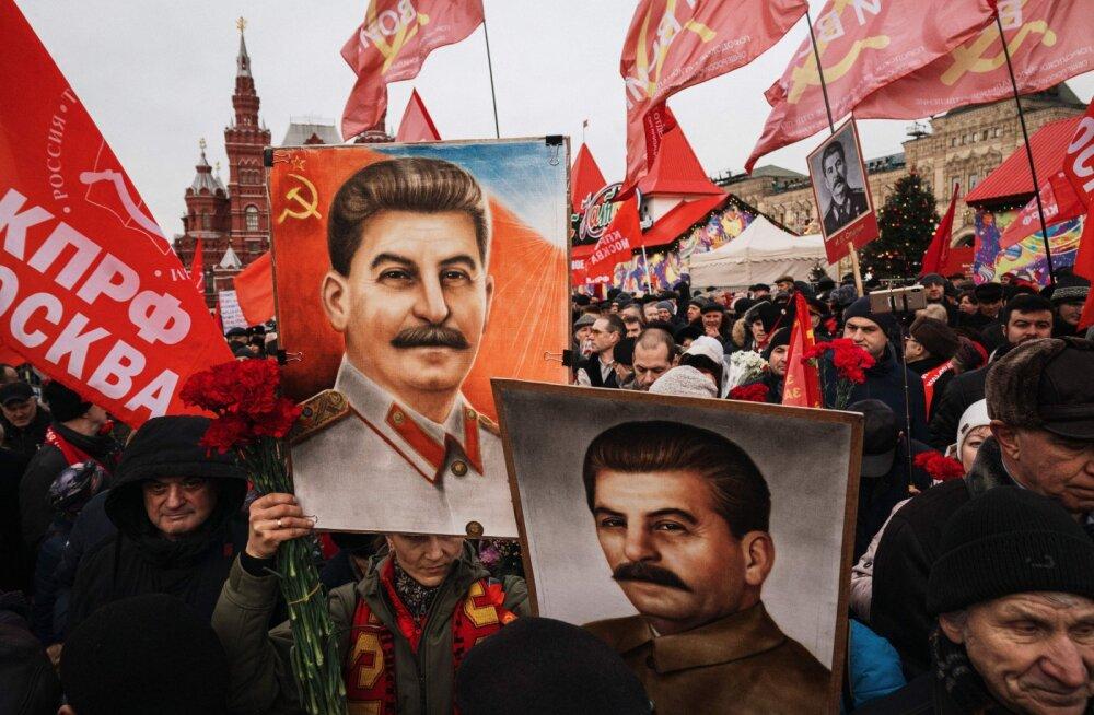 Putini abi: repressioonides ei olnud süüdi Stalin, vaid süsteem