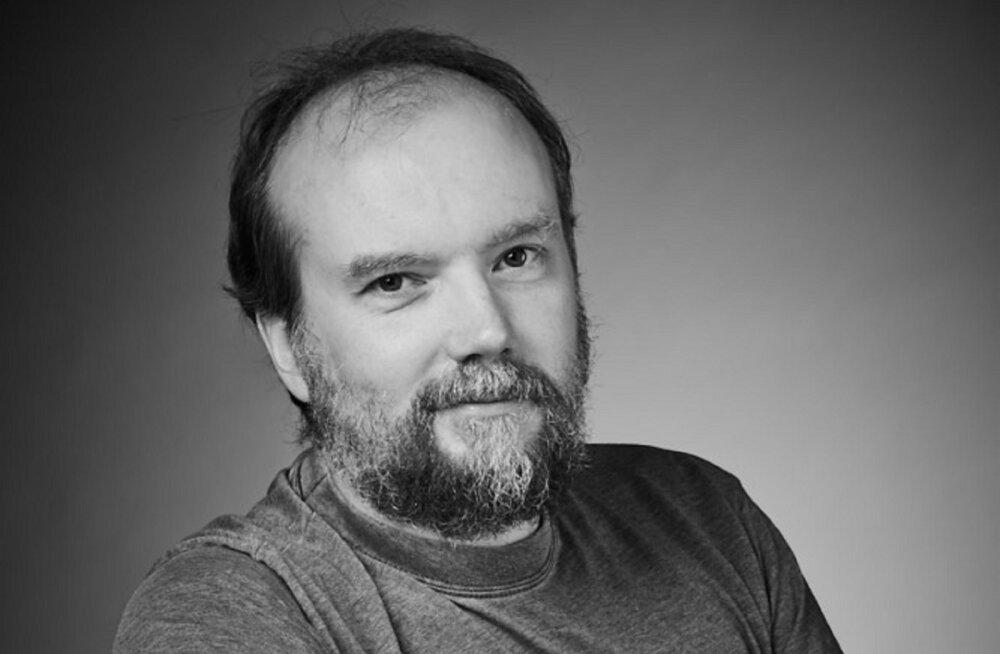PÖFFil noori talente koolitav Lars von Trieri visuaalkunstnik Peter Hjorth: ole enda vastu aus ning tee vaid asju, mida armastad!