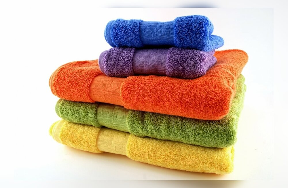 Как сделать махровые полотенца мягкими после стирок 366