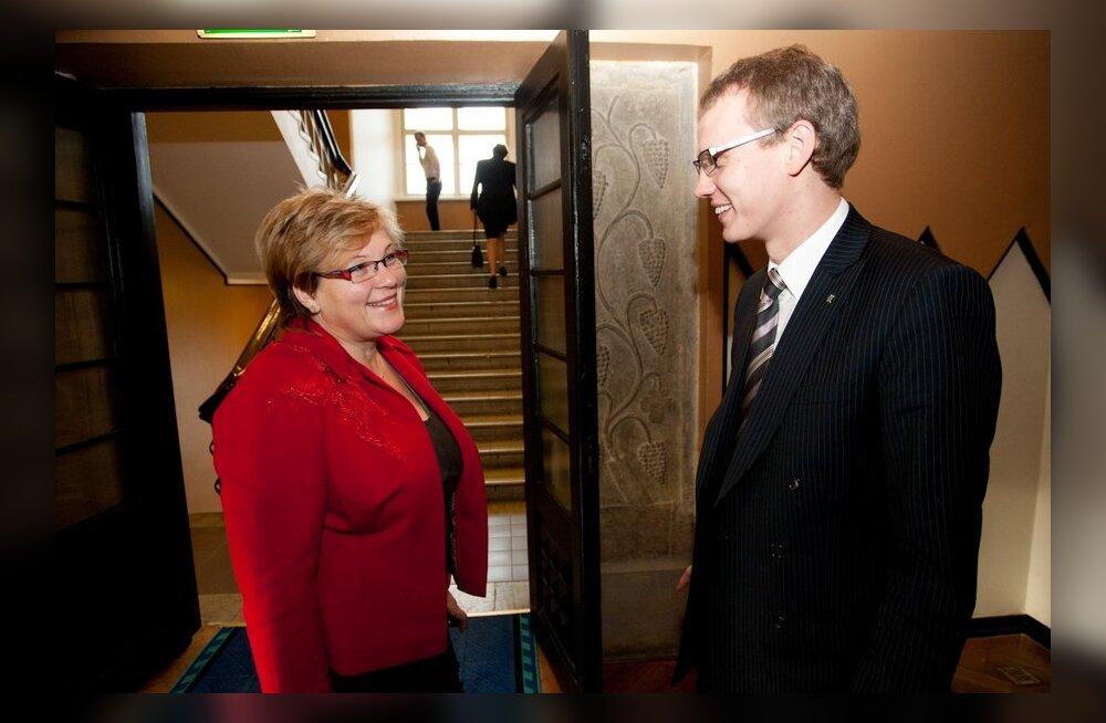 Nii Priit Toobal kui Ester Tuiksoo oleksid Reinsalu valimissüsteemi korral jäänud riigikogust välja