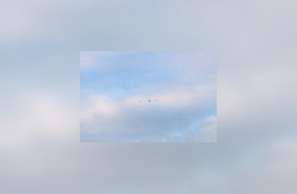 Saksa õhuväe lennuk