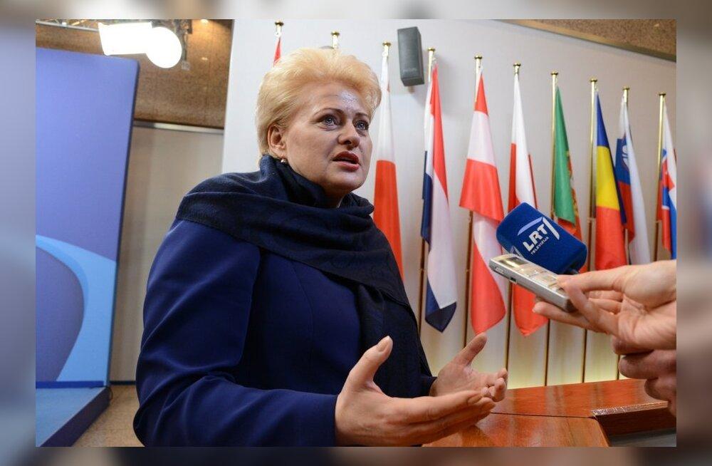 Leedu võttis üle Euroopa Liidu nõukogu eesistumise