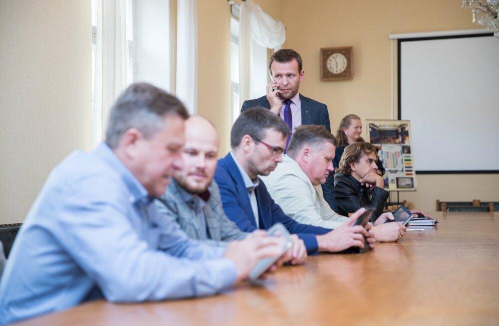 SDE juhatuse ja valijameeste koosolek