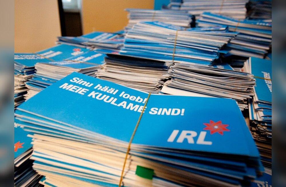 Omanike Keskliidu juhatuse liige kandideerib IRLi nimekirjas