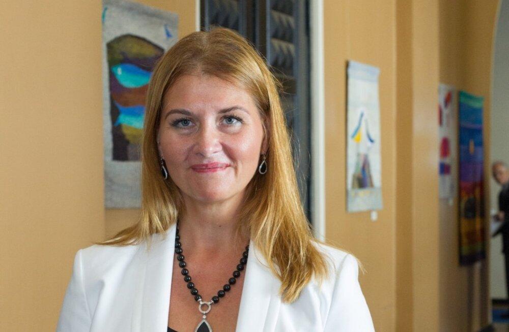 Liisa Oviir teatas, et riigikokku ta ei kandideeri