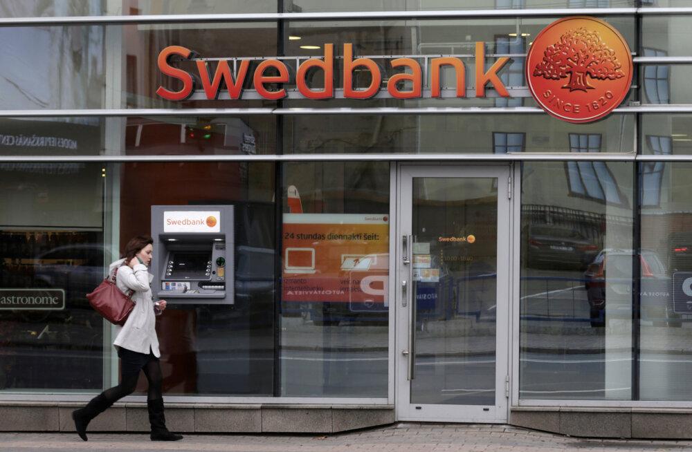 Swedbanki kohutav siseraport: rahapesuvastased meetmed on ebapiisavad