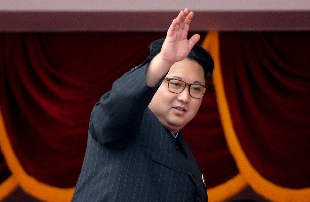 Põhja-Korea teatas valmidusest alustada ameeriklastega kõnelusi