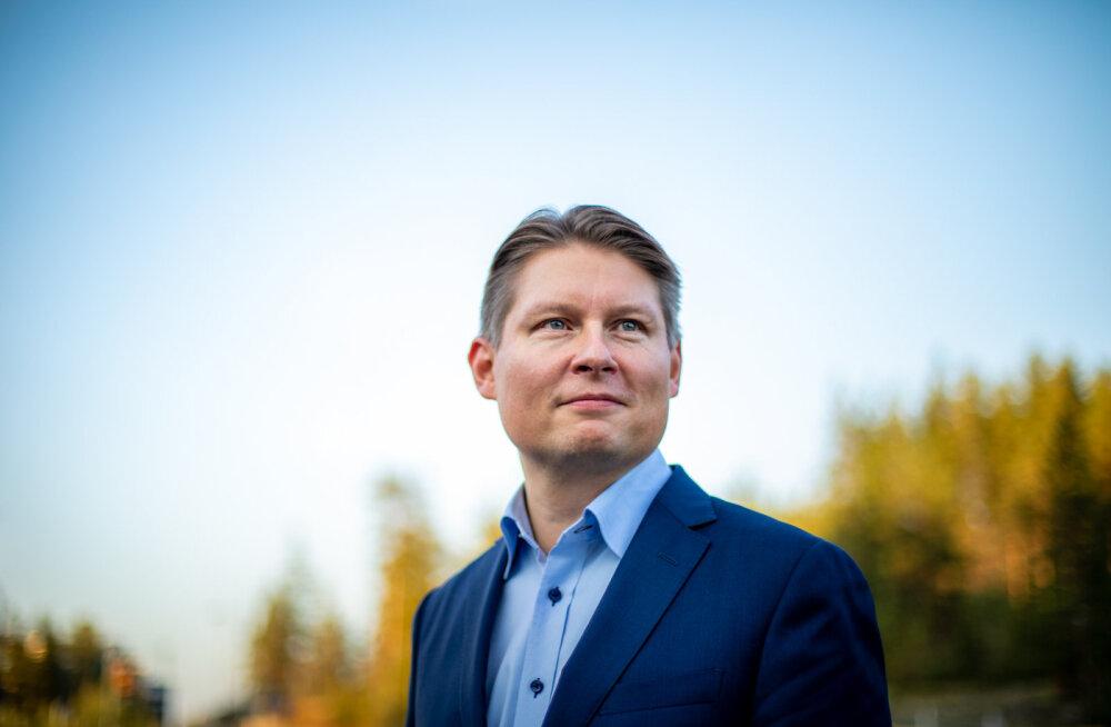 Исполнительным директором Finnair станет Топи Маннер из Nordea