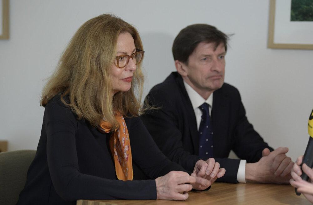 Председатель совета: мы попросили Боннесен уйти, чтобы возродить веру в Swedbank