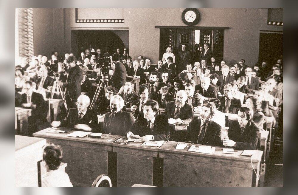 Loomeliitude pleenum – üritus ohjeldada rahvuslust?
