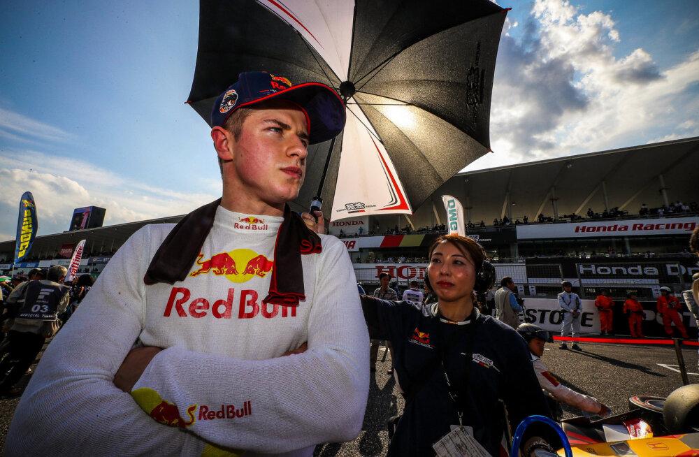 Vips näitas Super Formula testisõidul kiireimat minekut
