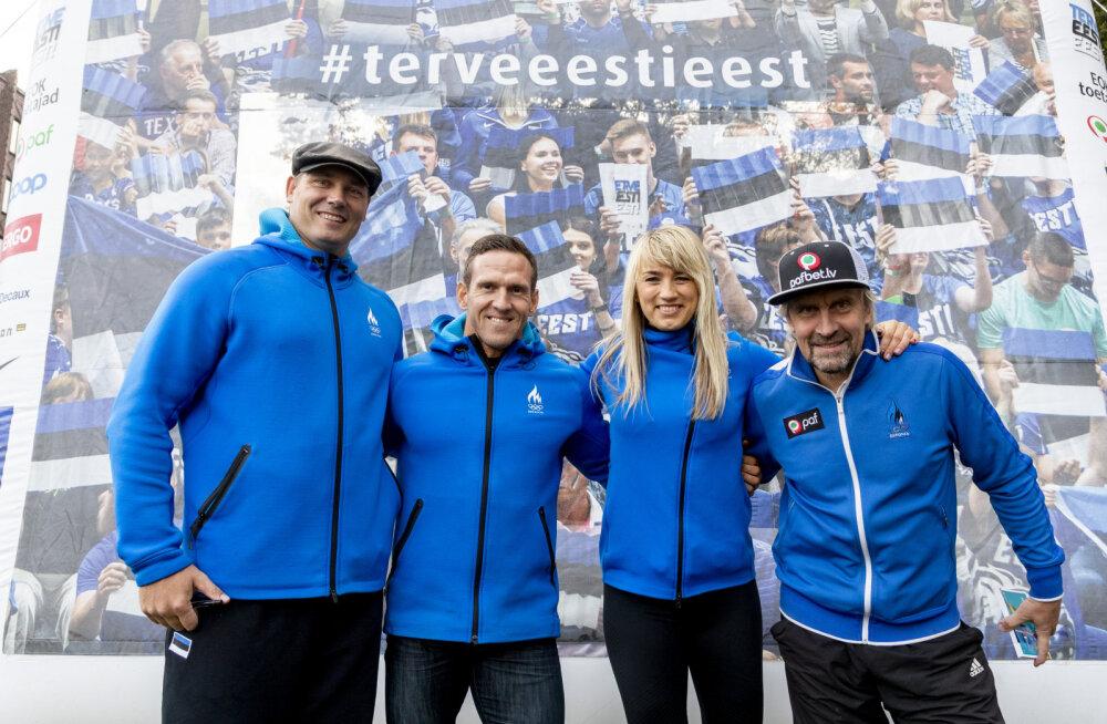 DELFI VIDEO | Eesti Olümpiakomitee liikumisharrastuse juht Peeter Lusmägi: Spordinädal on õige aeg ja koht liikumisega korrapäraselt alustada!
