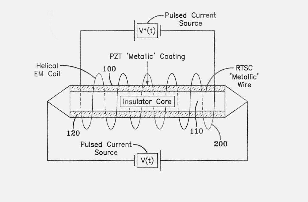 USA merevägi esitas taotluse toatemperatuuril ülijuhina toimiva seadme patentimiseks