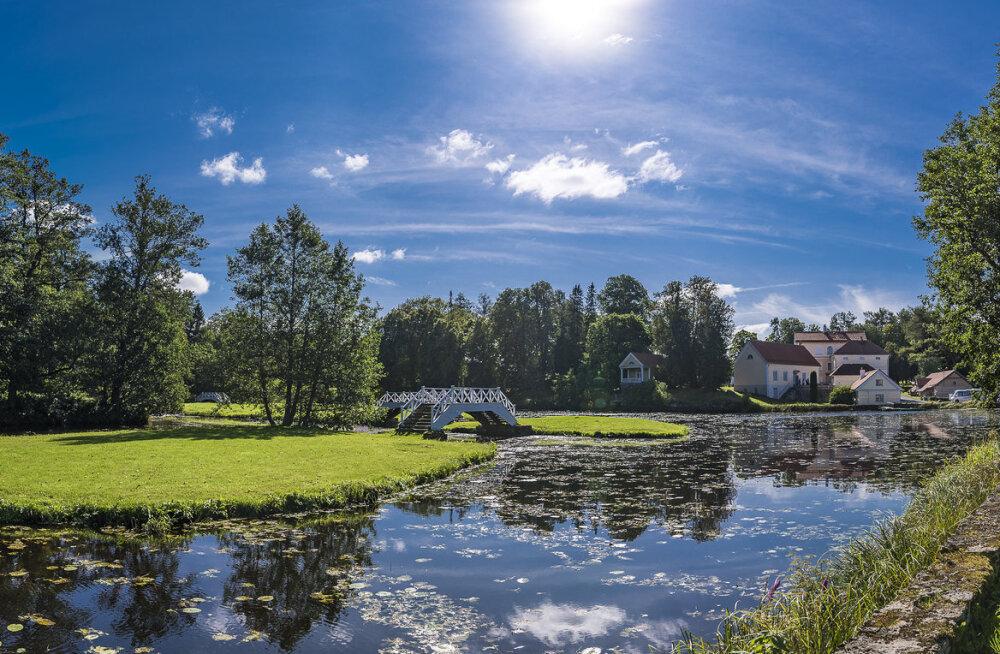 TOP 10 шикарных отелей в мызах Эстонии